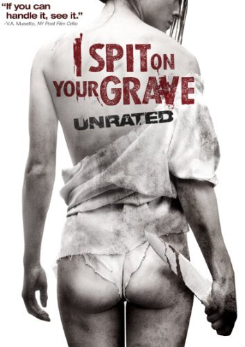 I Spit On Your Grave (2010) Butler Branson Franzese DVD Ur