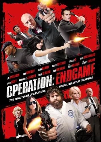 Operation Endgame Galifianakis Corddry Rhames Ws R