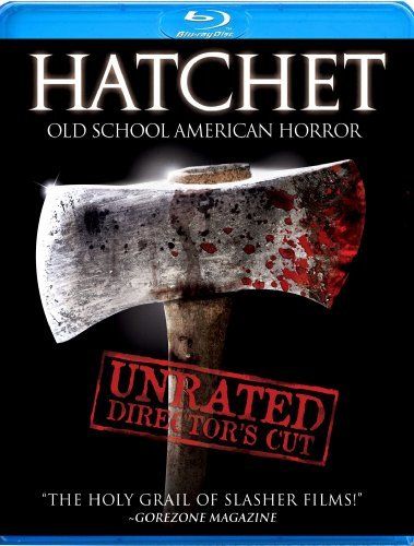 Hatchet Moore Richmond Hodder Blu Ray Ws Nr