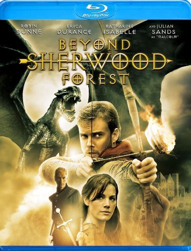 Beyond Sherwood Forest Dunne Durance Sands Isabelle Blu Ray Ws Nr