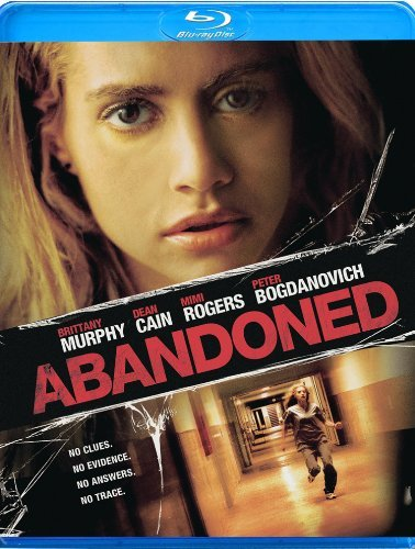 Abandoned Murphy Cain Rogers Bogdanovich Blu Ray Ws Nr