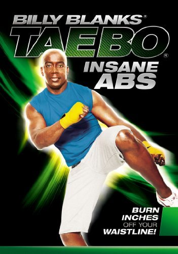Billy Blank Tae Bo Insane Abs Nr