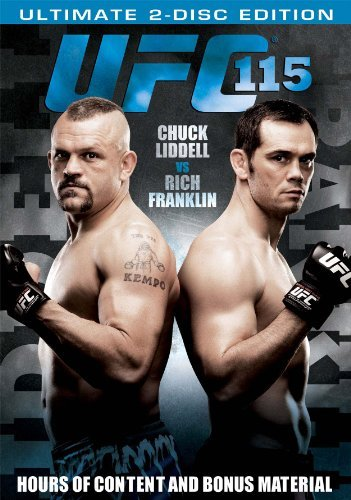 Ufc Ufc 115 Liddell Vs. Franklin 2 DVD Nr