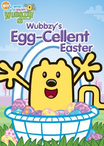 Wubbzy Egg Cellent Easter Wow! Wow! Wubbzy Nr