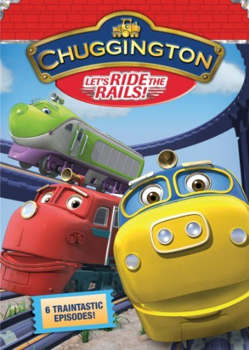 Let's Ride The Rails! Chuggington Nr