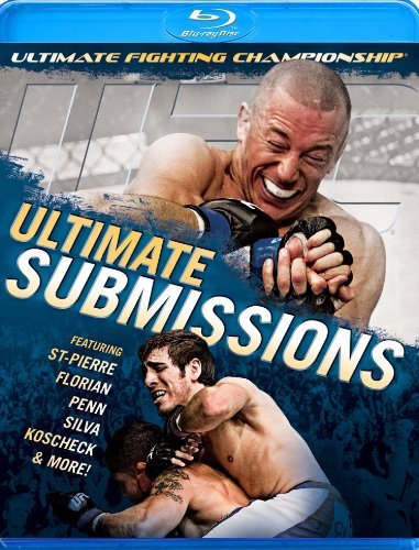 Ultimate Submissions Ufc Blu Ray Ws Nr