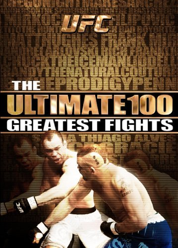 Ufc Ultimate 100 Greatest Fights Ws Nr