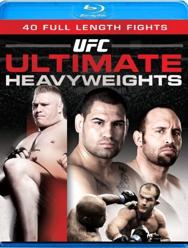 Ufc Ultimate Heavyweights Ufc Blu Ray Ws Nr