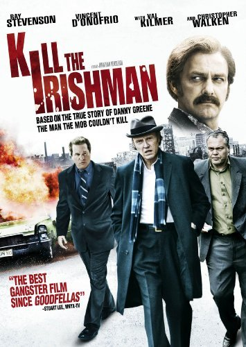 Kill The Irishman Stevenson Walken D'onofrio DVD R Ws