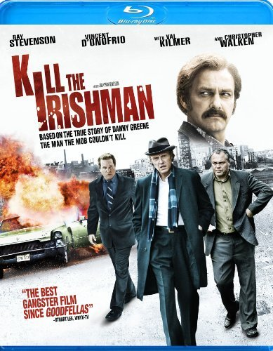 Kill The Irishman Stevenson Walken D'onofrio Blu Ray Ws R
