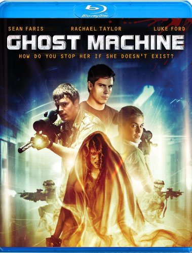 Ghost Machine Faris Ford Taylor Blu Ray Ws R