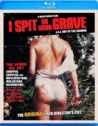 I Spit On Your Grave (1978) Keaton Camille Blu Ray Ws Ur