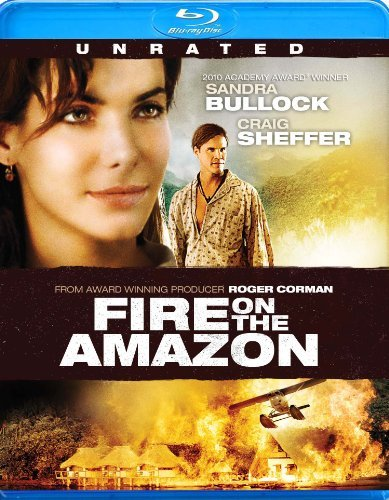 Fire On The Amazon Bullock Sheffer Blu Ray Ws Ur