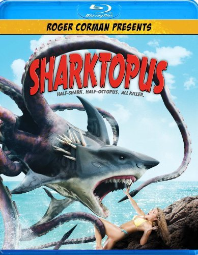 Sharktopus Roberts Bursin Lane Blu Ray Ws Nr