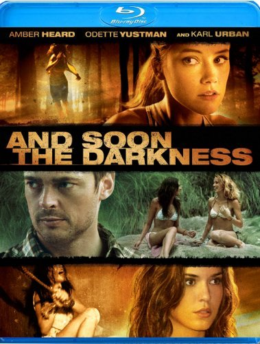 And Soon The Darkness Heard Yustman Urban Blu Ray Ws Nr