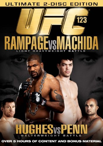 Ufc 123 Rampage Vs. Machida Ufc Ws Nr