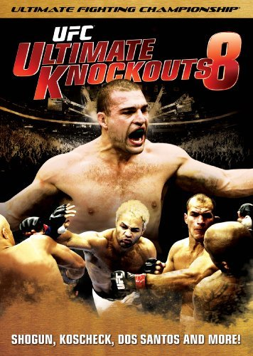 Ufc Vol. 8 Ultimate Knockouts Ws Nr