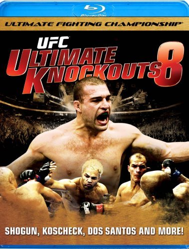 Ufc Vol. 8 Ultimate Knockouts Ws Blu Ray Nr