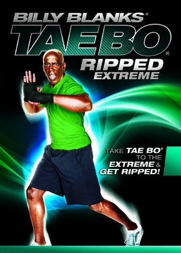 Billy Blanks Tae Bo Ripped Extreme Nr