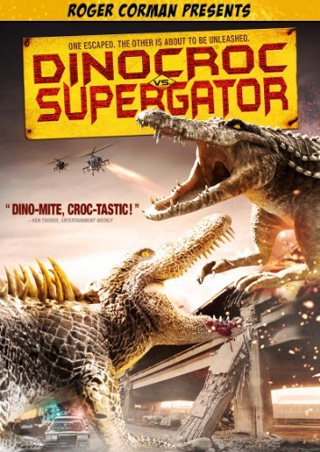 Dinocroc Vs. Supergator Carradine David Ws Nr