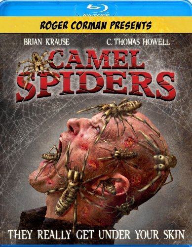 Camel Spiders Krause Ernata Howell Blu Ray Ws Nr