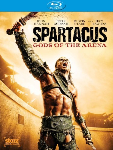 Spartacus Gods Of The Arena Spartacus Gods Of The Arena Blu Ray Ws Nr