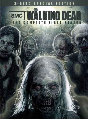 Walking Dead Season 1 DVD Special Edition Nr Ws