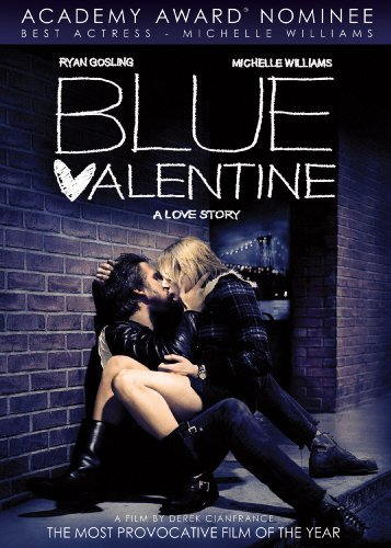 Blue Valentine Gosling Williams DVD R