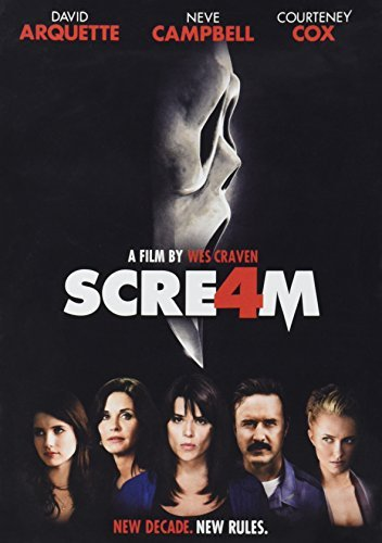 Scream 4 Campbell Cox Arquette Ws R