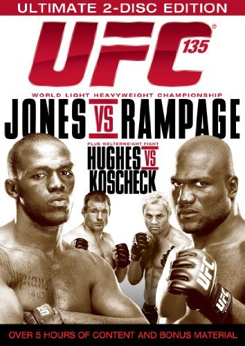 Ufc 135 Jones Vs. Rampage Ufc Ws Nr
