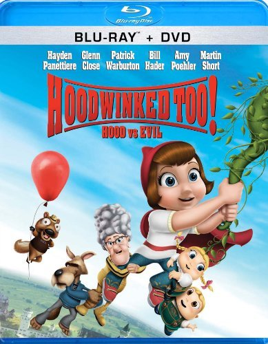 Hoodwinked Too! Hood Vs. Evil Hoodwinked Too! Hood Vs. Evil Blu Ray Ws Pg Incl. DVD