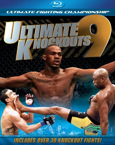 Ufc Ultimate Knockouts 9 Ufc Blu Ray Ws Nr
