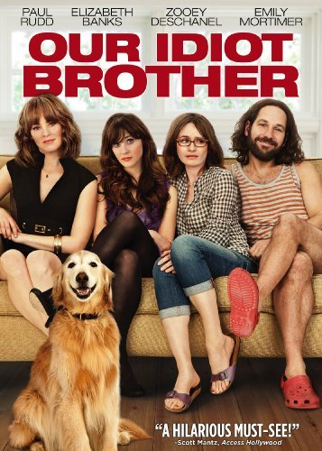 Our Idiot Brother Rudd Mortimer Banks Deschanel Ws R