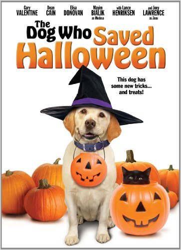 Dog Who Saved Halloween Valentine Cain Donovan Pg