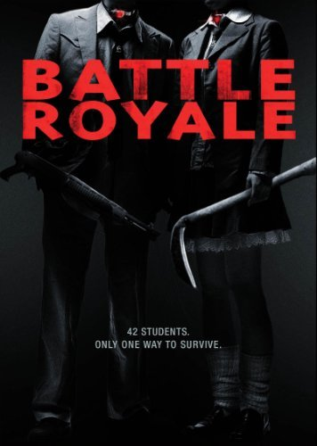 Battle Royale Kuriyama Takeshi Ws Nr