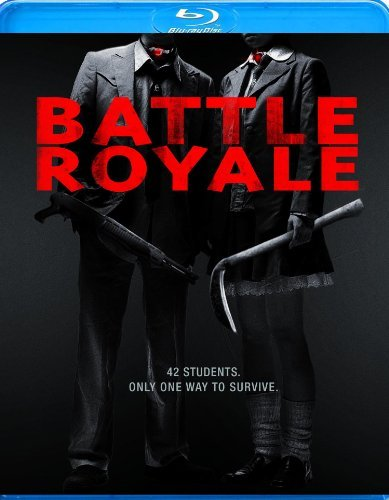 Battle Royale Kuriyama Takeshi Blu Ray Ws Nr