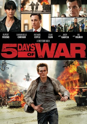 5 Days Of War Friend Chriqui Kilmer Garcia Ws R