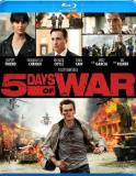 5 Days Of War Friend Chriqui Kilmer Garcia Blu Ray Ws R