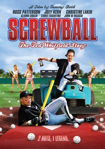 Screwball Ted Whitfield Story Patterson Kern Lakin Riehle Ws Nr