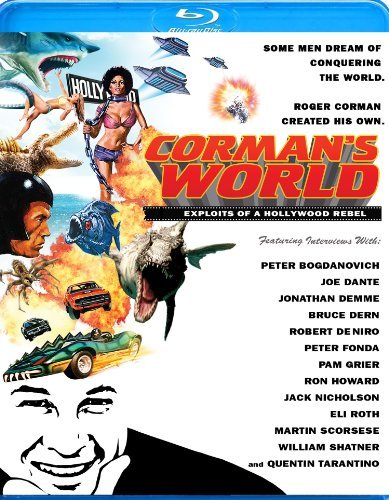 Corman's World Corman's World Blu Ray Ws R