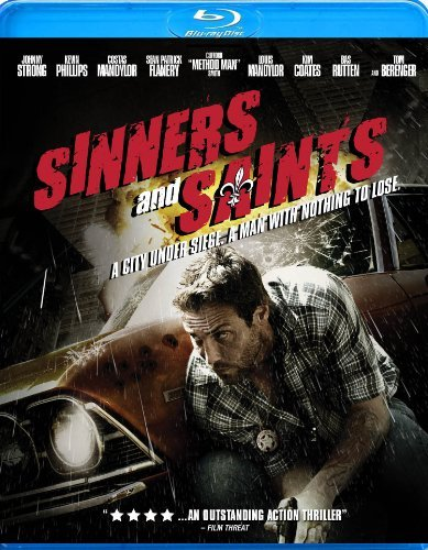 Sinners & Saints Strong Flanery Mandylor Bereng Blu Ray Ws R