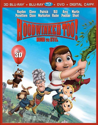 Hoodwinked Too! Hood Vs. Evil Hoodwinked Too! Hood Vs. Evil 3d Blu Ray