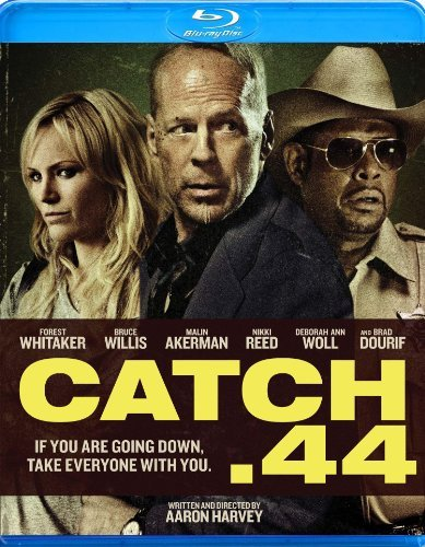 Catch .44 Willis Akerman Reed Blu Ray Ws R