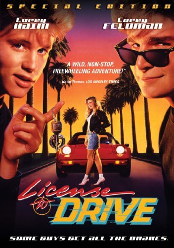License To Drive Haim Feldman Graham Pg13