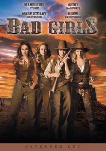 Bad Girls (1994) Stowe Macdowell Barrymore Ws Nr