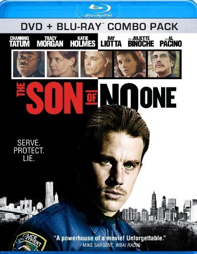 Son Of No One Tatum Holmes Pacino Liotta Blu Ray Ws R Incl. DVD