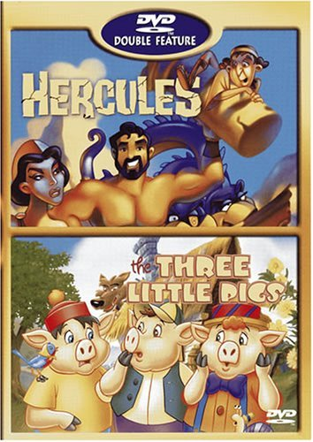 Three Little Pigs Hercules Three Little Pigs Hercules Clr Chnr 2 On 1