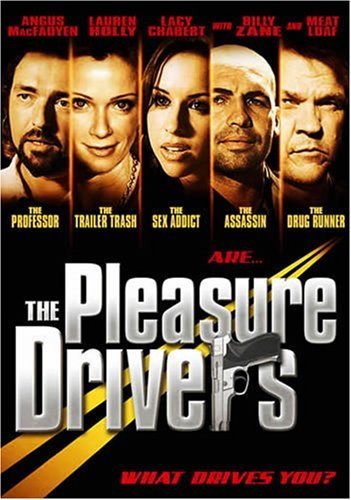 Pleasure Drivers Chabert Meat Loaf Zane Dill Clr Nr