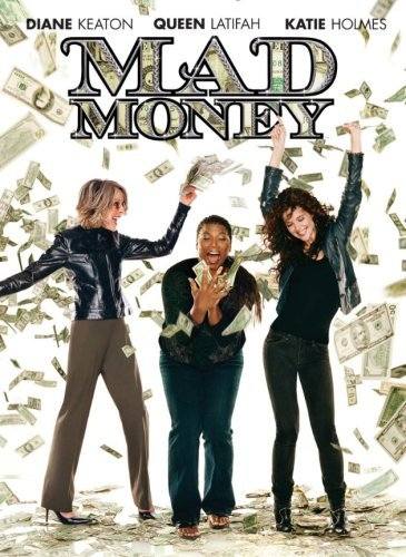 Mad Money Holmes Keaton Latifah Ws Pg13