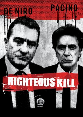 Righteous Kill De Niro Pacino Ws R